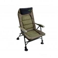 CARP PRO Кресло карповое складное с подлокотниками комфорт