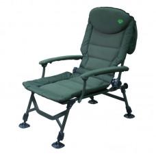 CARP PRO Кресло карповое Diamond c флисовой подушкой