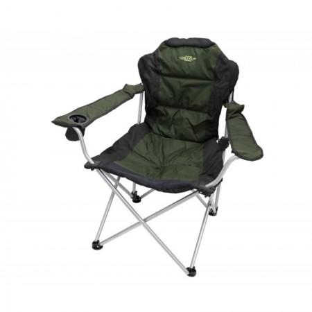 Кресло туристическое Carp Pro складное с подлокотниками и регулировкой наклона