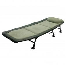 CARP PRO Кресло-кровать карповое 6 ног флис 206x82x38см
