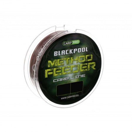 Леска Carp Pro Blackpool Method Feeder Carp 150м 0.25мм