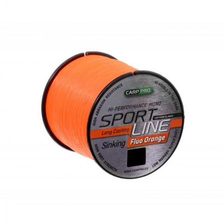 Леска Carp Pro Sport Line Neo Orange 300м 0.28мм