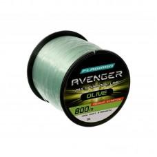 Леска Flagman Avenger Olive Line 800м 0,35мм