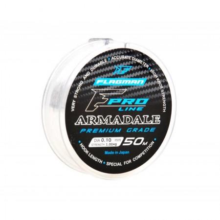 Леска Flagman Armadale Premium Grade 50m 0,1mm