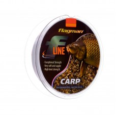 Леска Flagman F-Line Carp 135м 0,32мм