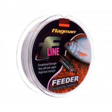 Леска Flagman F-Line Feeder 0.22мм