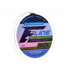 Леска Flagman F-Line Ice Crystal 30м 0,18мм