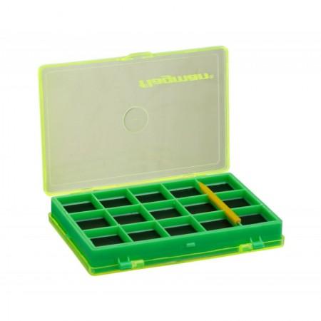 Коробка магнитная Flagman для крючков средняя