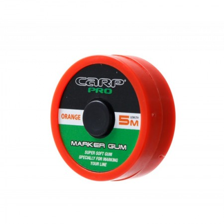 Маркерный эластик Carp Pro Marker Gum 5m Fluro Orange