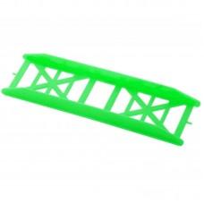 Мотовило для снастей 37х143мм зеленый флюо