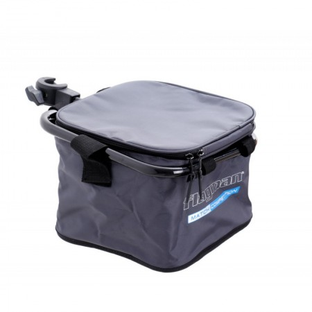 Мягкое ведро с креплением Flagman Nylon bait bowl bag D25mm