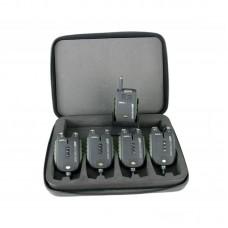 Набор электронных сигнализаторов Carp Academy Sensor WDX 4шт