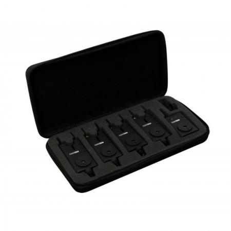 Набор электронных сигнализаторов Carp Pro VTS Slim 4+1
