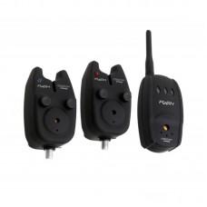 Набор сигнализаторов Carp Pro электронных Flash Set 2+1