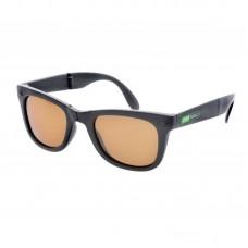 Очки поляризационные Carp Pro складни lens:brown+Чехол+серв.