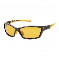 Очки поляризационные Flagman F113613 lens:yellow + кейс