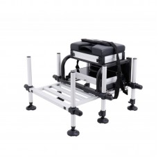 Платформа Flagman High Quality Seatbox with Foot Plate Black Frame d36мм