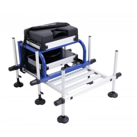 Платформа Flagman High Quality Seatbox with foot plate blue frame D25mm