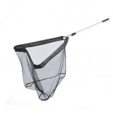 Подсак Flagman Landing Net Sandwich Mesh 60x60 ручка 1,80м 2sec 6мм