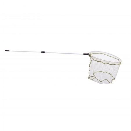 Подсак складной телескопический Flagman Rubber mesh 2.50м 65х60см