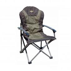 Carp Pro Кресло туристическое складное з пластик. подлокотниками
