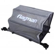 Стол с тентом и креплением на платформу Flagman 390х490мм d25,36мм