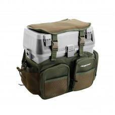 Сумка рюкзак Flagman для зимнего высокого ящика