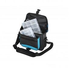FLAGMAN Сумка спиннинговая Lure Bag с 2 коробками 28х19х8см