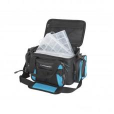 FLAGMAN Сумка спиннинговая Lure Bag с 4 коробками 41x25x20см