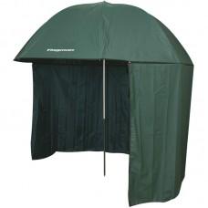 Зонт рыболовный Flagman ПВХ с тентом 2,5м зеленый
