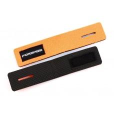 Связка для спиннинга Forsage 150*30 RWBA-O оранжевый 2 шт. в уп.